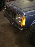 XJ/MJ Slayer Front Bumper