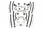 4IN JEEP LONG ARM UPGRADE KIT (07-18 WRANGLER JK | 4-DOOR)