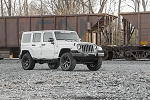 2.5in Jeep Suspension Lift Kit (07-18 Wrangler JK Unlimited)