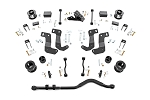3.5IN JEEP SUSPENSION LIFT KIT | STAGE 1 CONTROL ARM DROP (2018 WRANGLER JL)