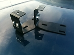 High-Lift Hood Mounts - CJ/YJ/TJ